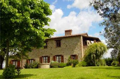 Appartamenti vacanza con piscina a Orvieto