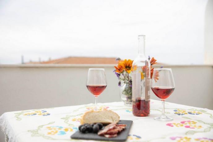 Vacanze in Sardegna appartamento-vacanze con terrazzo Sassari