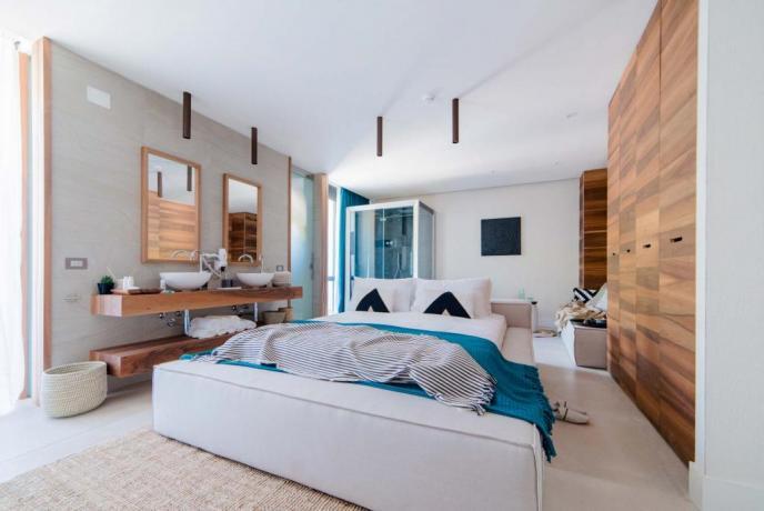 Suite SPA con bagno turco hotel4stelle Baia-Domizia