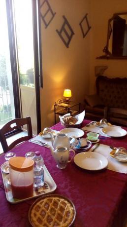 Appartamento a Gaeta con colazione Buffet