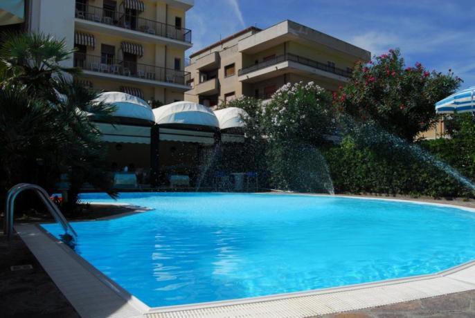 Hotel in Abruzzo fronte mare con piscina, spiaggia