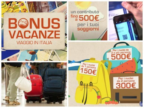 Strutture Turistiche (Hotel, Agriturismo, Appartamenti Vacanza) che accettano il Bonus Vacanze in Italia