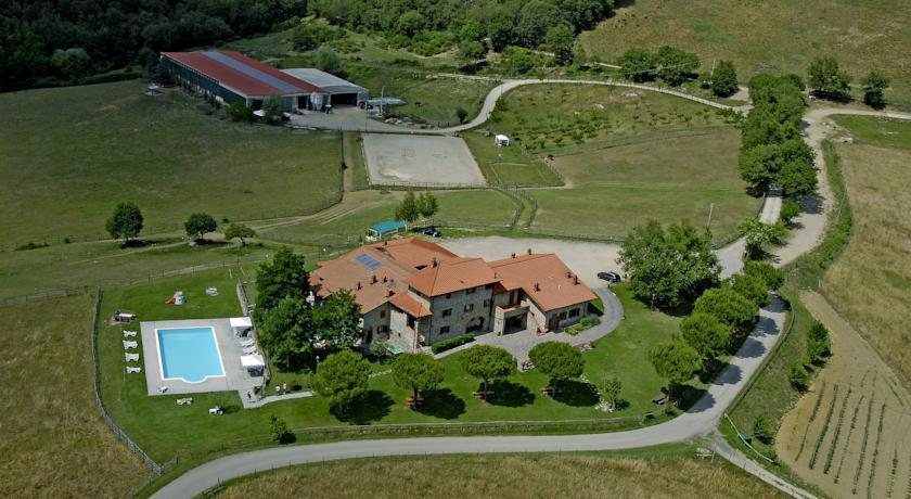 Camere e appartamenti con piscina