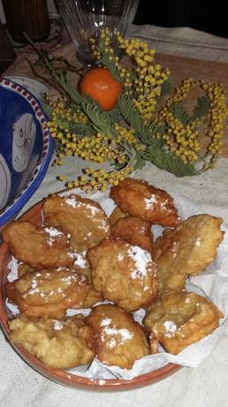Pasto fritto B&B Todi vicino Marsciano