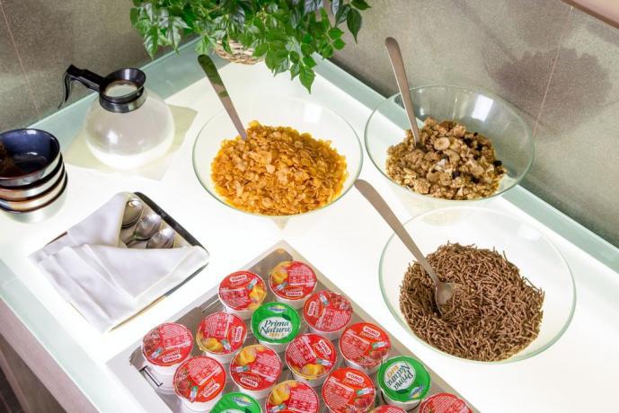 Colazione in hotel ideale per viaggi-di-lavoro Magliano-Sabina