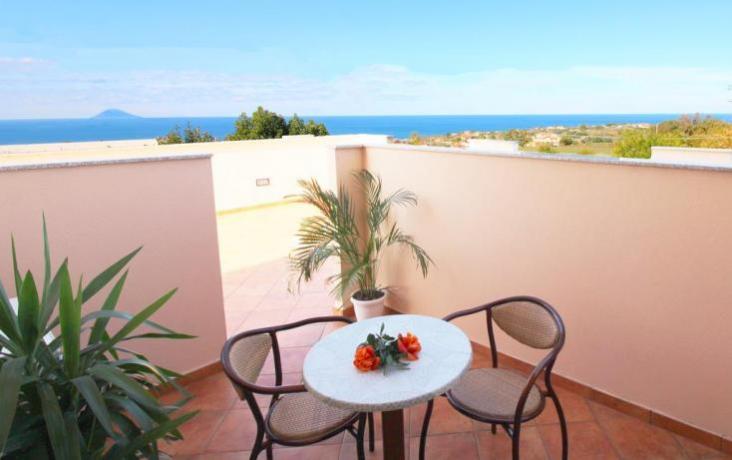 Hotel con terrazza vista mare Hotel in Calabria