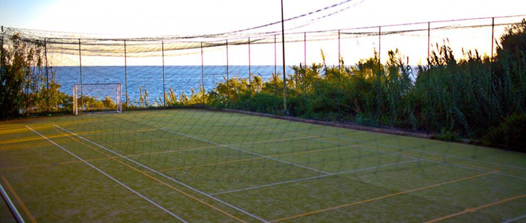Attività sportive al Villaggio sul Mare Palinuro