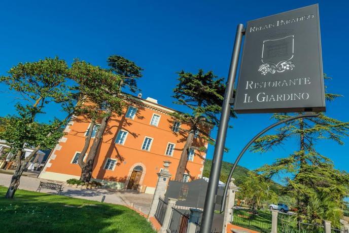 Resort con Spa e Ristorante Torri di Gualdo