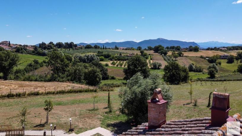Montecastrilli quiete e relax in Umbria