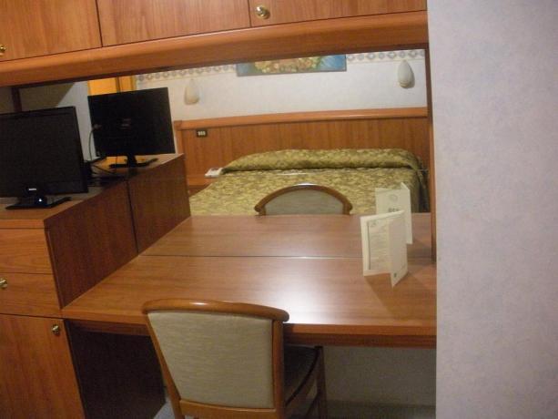 Appartamenti con scrivania inclusa a Silvi Marina