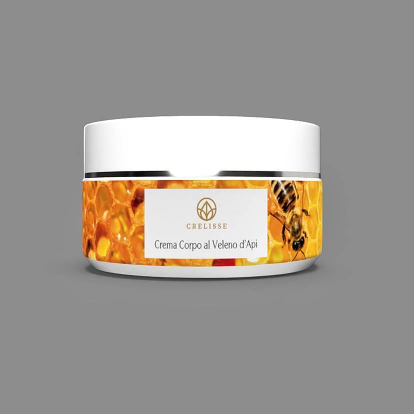 Veleno d'Api Imperya - Crema Antinfiammatoria Corpo