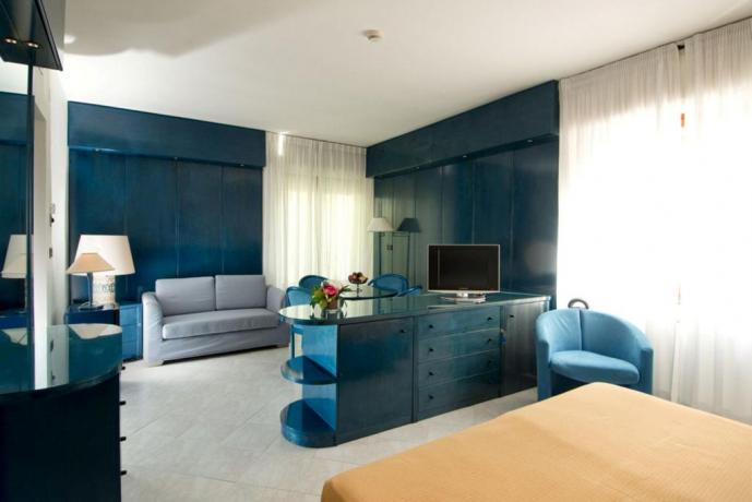 Camera Standard all'albergo di Vieste