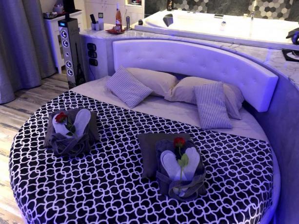 Top Suite con Idromassaggio e Letto Rotondo