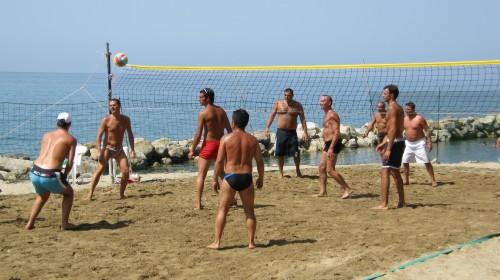 Tornei di beach volley in Villaggio dei Bambini