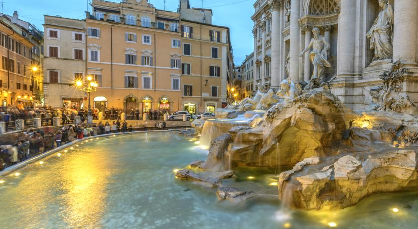 Hotel a Roma vicino a Fontana di Trevi