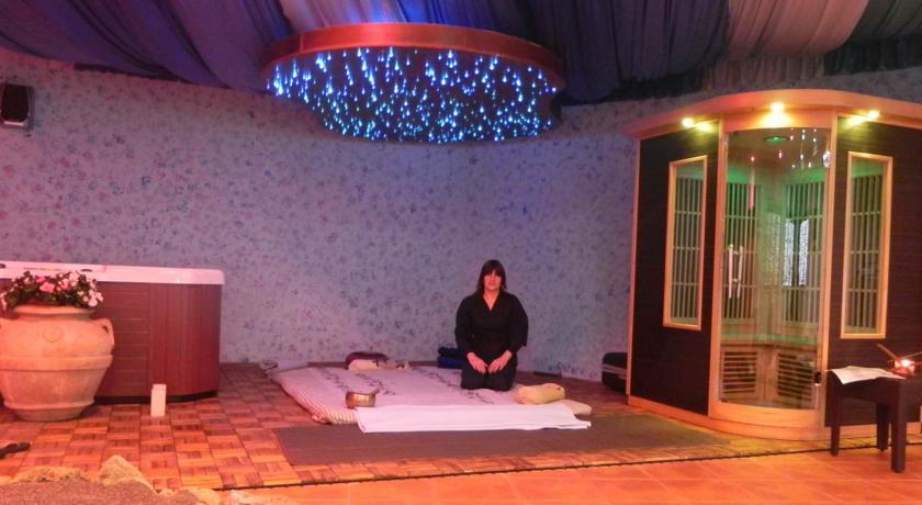 Trattamenti Shiatsu al centro benessere Amiata