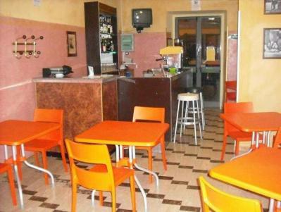 Bar interno dell Eco-Hotel3stelle a Campobasso