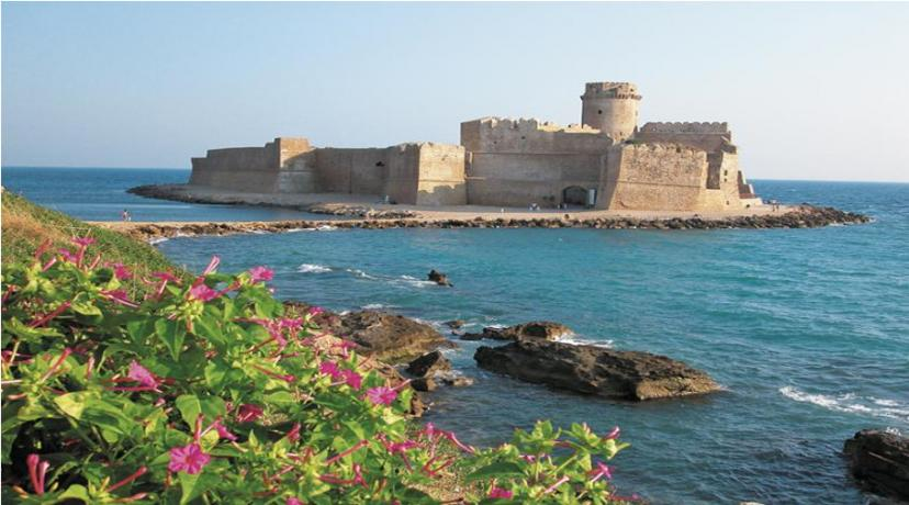 Vacanza di Lusso in Calabria con spiaggia privata