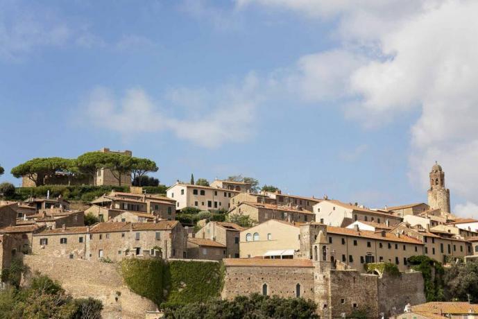 Hotel4stelle centro storico Castiglione-della-Pescaia