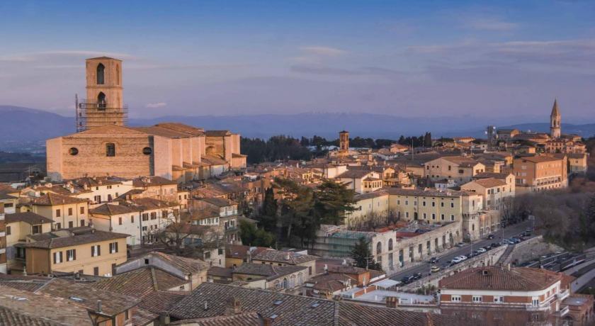 Perugia città d'Arte, dormire in centro