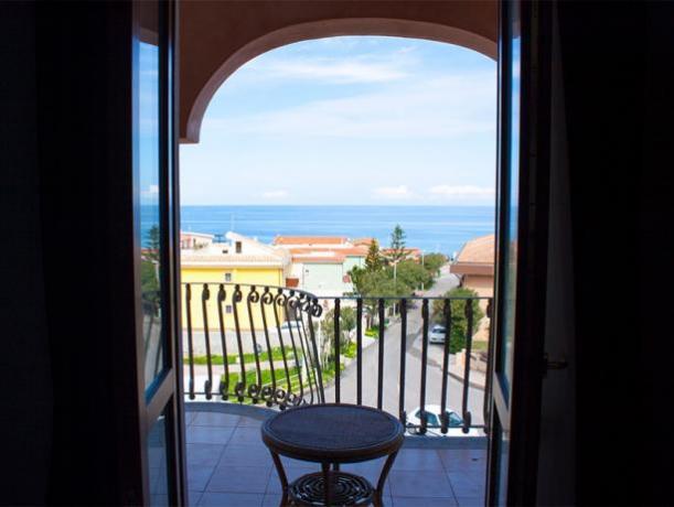 Hotel vista Mare di Castelsardo Spiaggia e Piscina
