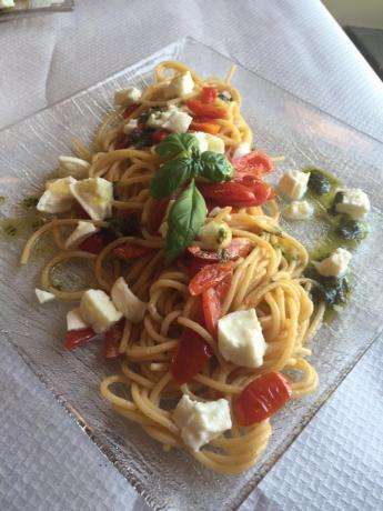 Primo Piatto in Ristorante Gourmet Assisi