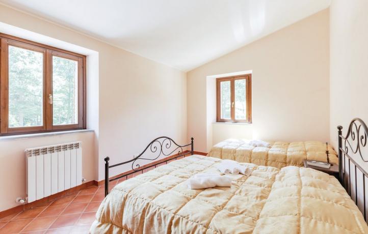 Camera doppia ideale per gruppi a Urbino