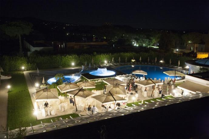 Hotel con piscine termali a Viterbo