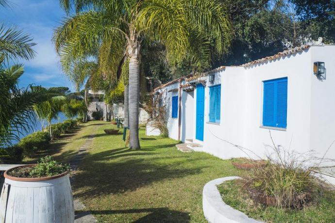 Camere ed Appartamenti Sabaudia, mare Bandiera Blu