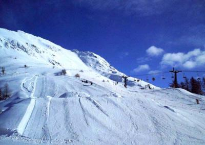 Slopes for everyone, experts or beginners