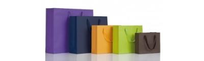 Vendita online di buste di carta e plastica per az