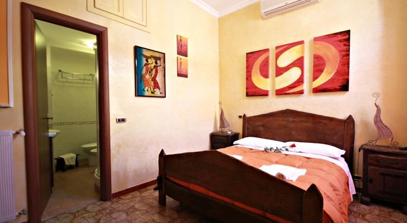 Camera Klimt particolare e classica
