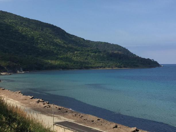 Costa del Cilento, tranquillità vicino al residence