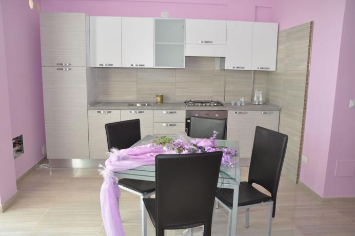Appartamenti Vacanza con Angolo Cottura sul Metaponto