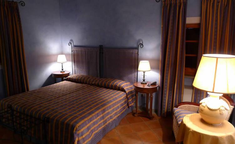 Camere con vista panoramica stile romantico Firenze
