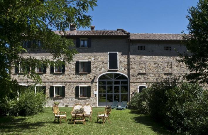 Appartamenti a Reggio Emilia in Agriturismo