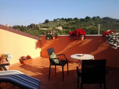 Terrazza panoramica Camera Corbezzolo