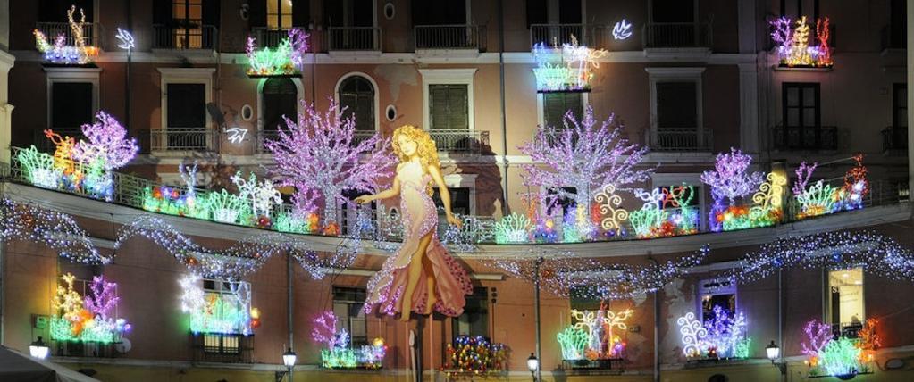 Pacchetto Natale con visite-guidate a Salerno