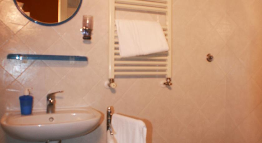 Bagno privato in Camera B&B zona Vaticano