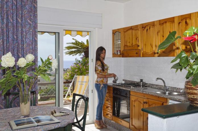 Residence a Forio D'Ischia camere e appartamenti