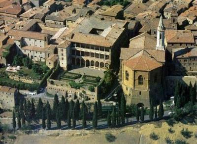 Inexpensive Accommodation in the province of Siena