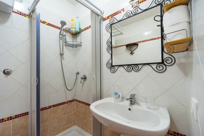 Appartamento a Roma con bagno privato