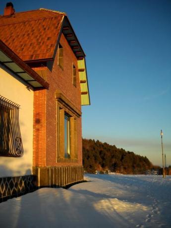 Hotel nella stagione invernale vicino Paternò