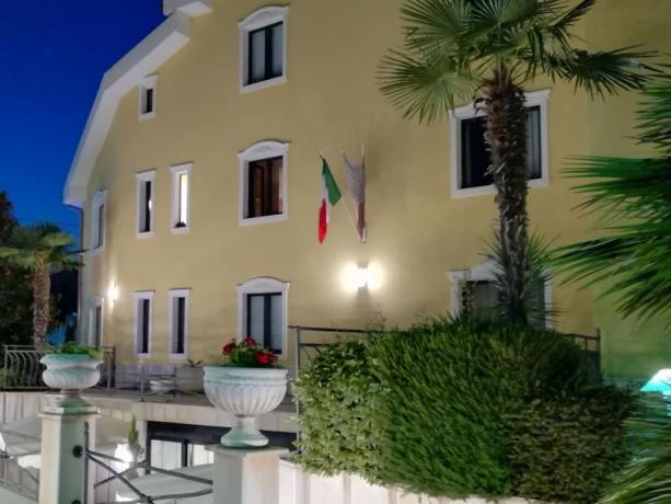 Hotel3stelle a San-Giovanni-Rotondo ideale per Gruppi