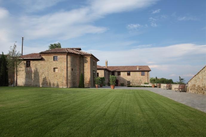 Resort 5 stelle grande parco giochi bambini Perugia