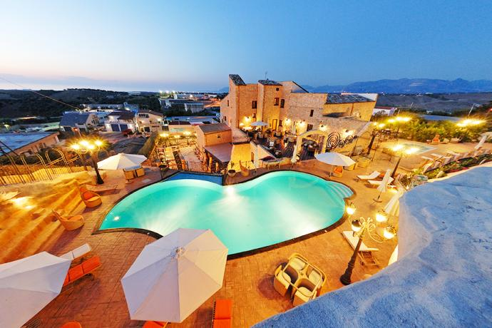 Hotel Alcamo, zona mare con piscina e ristorante
