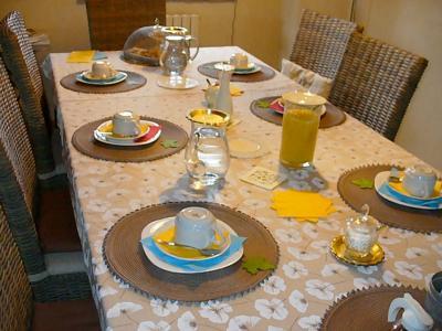 Abbondante colazione bb Orvieto