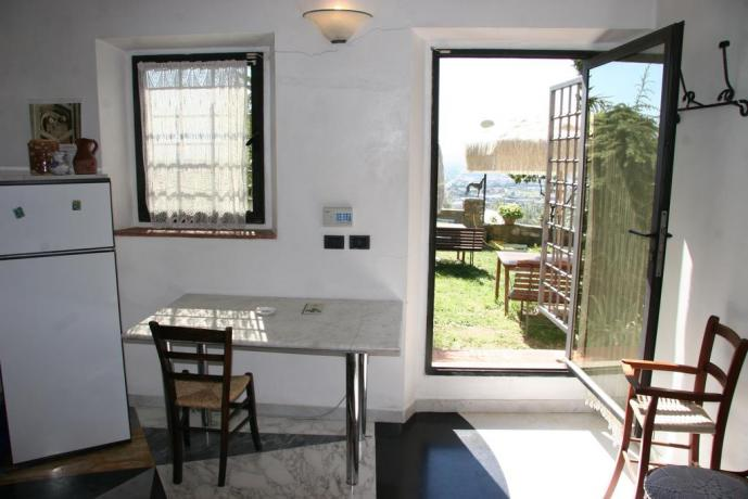 Suite Gialla relais Calenzano con giardino
