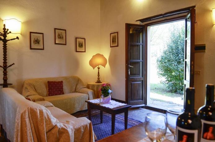 Casa vacanza con Giardino in Toscana