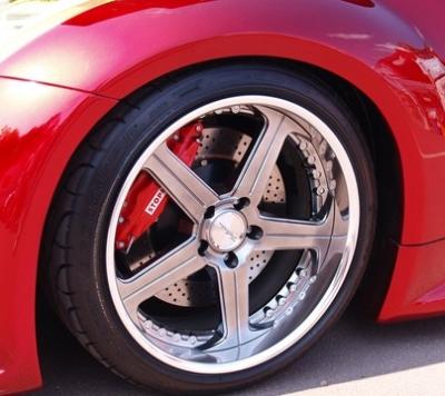 Gomme per Ferrari, gomme alta velocità